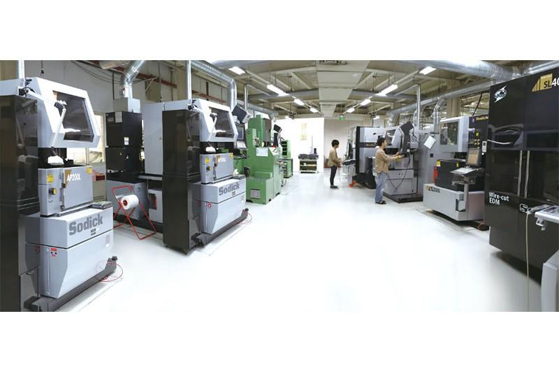 CNC Wire EDM & Fine Hole EDM